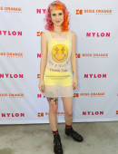 HAYLEY WILLIAMS at NYLON and BOSS ORANGE Escape House