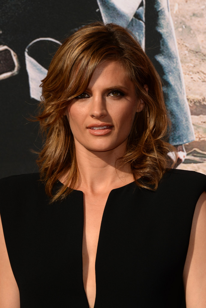 Stana Katic-at-The-Lone-Ranger-Premiere-in-Anaheim-3