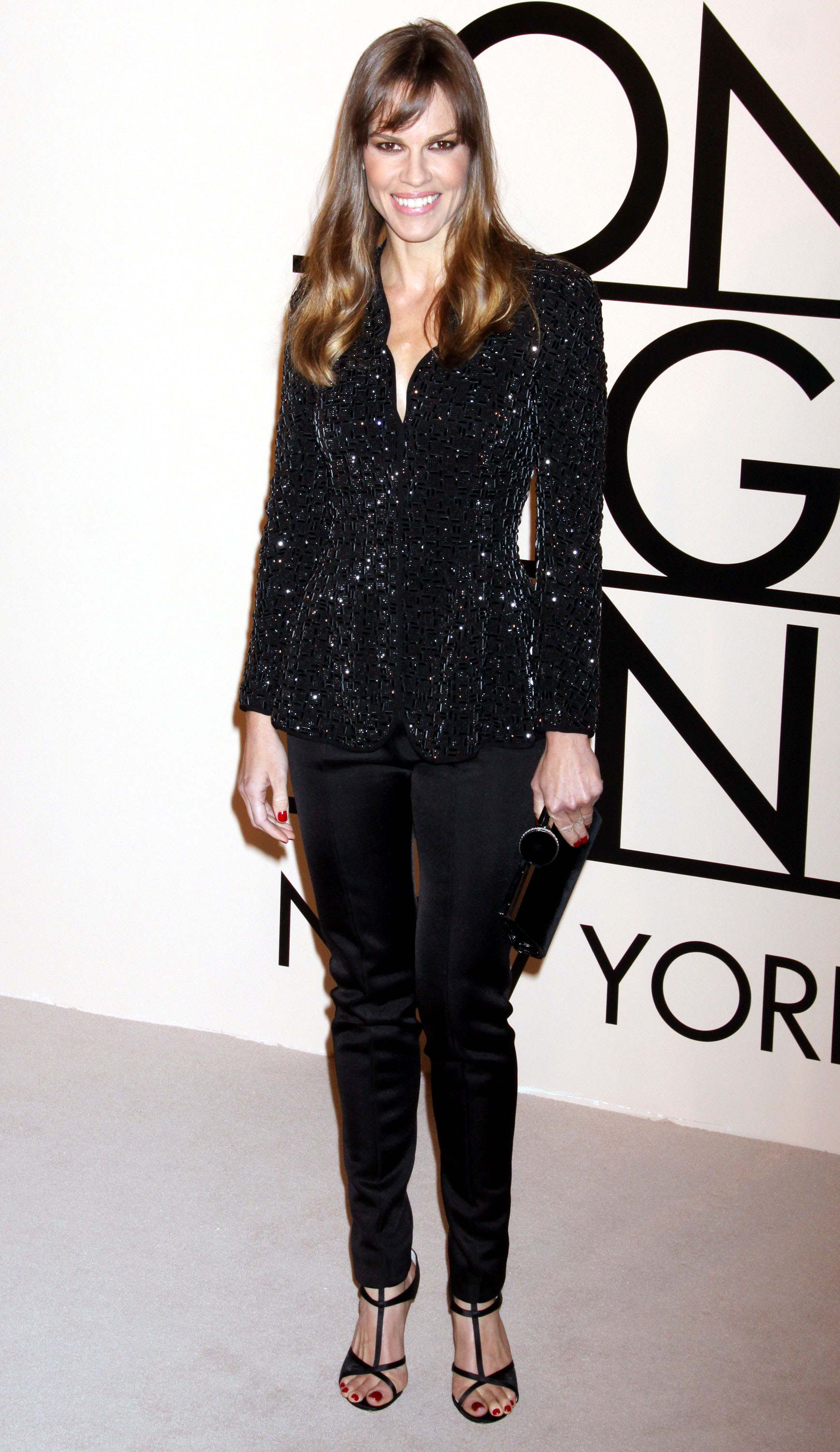 Giorgio Armani - One Night Only NYC - SuperPier - Arrivals
