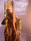 Rihanna-in-Pour-It-Up-Music-Video-Photoshoot-3