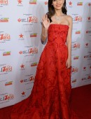 Go Red For Women - The Heart Truth Red Dress Collection 2014 Show Made Possible By Macy's And SUBWAY Restaurants - Arrivals