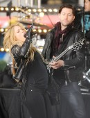 """Shakira Performs on NBC's """"Today"""""""