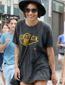 Cara Delevingne and Zoe Kravitz out and about in New York City