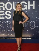 Actress Cameron Diaz arrives on the red carpet during the Breakthrough Prize Award in Mountain View, California