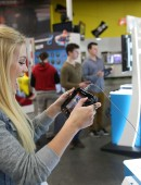 Olivia-Holt-at-Dylan-Riley-Snyder-Races-Into-His-18th-Year-With-Nintendo-2