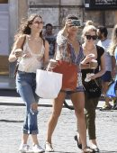 Ashley-Benson-Troian-Bellisario-and-Shay-Mitchell-in-Rome-2
