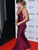 Amy-Willerton-at-Emeralds-and-Ivy-Ball-in-London-5