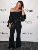 Danielle Campbell – Flaunt And Guess Celebrate The Alternative Facts Issue Event in LA
