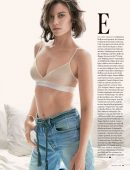Lauren Cohan for GQ Germany Magazine - May 2017