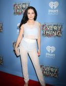 Kelli Berglund at the Premiere of 'Everything, Everything' in Los Angeles