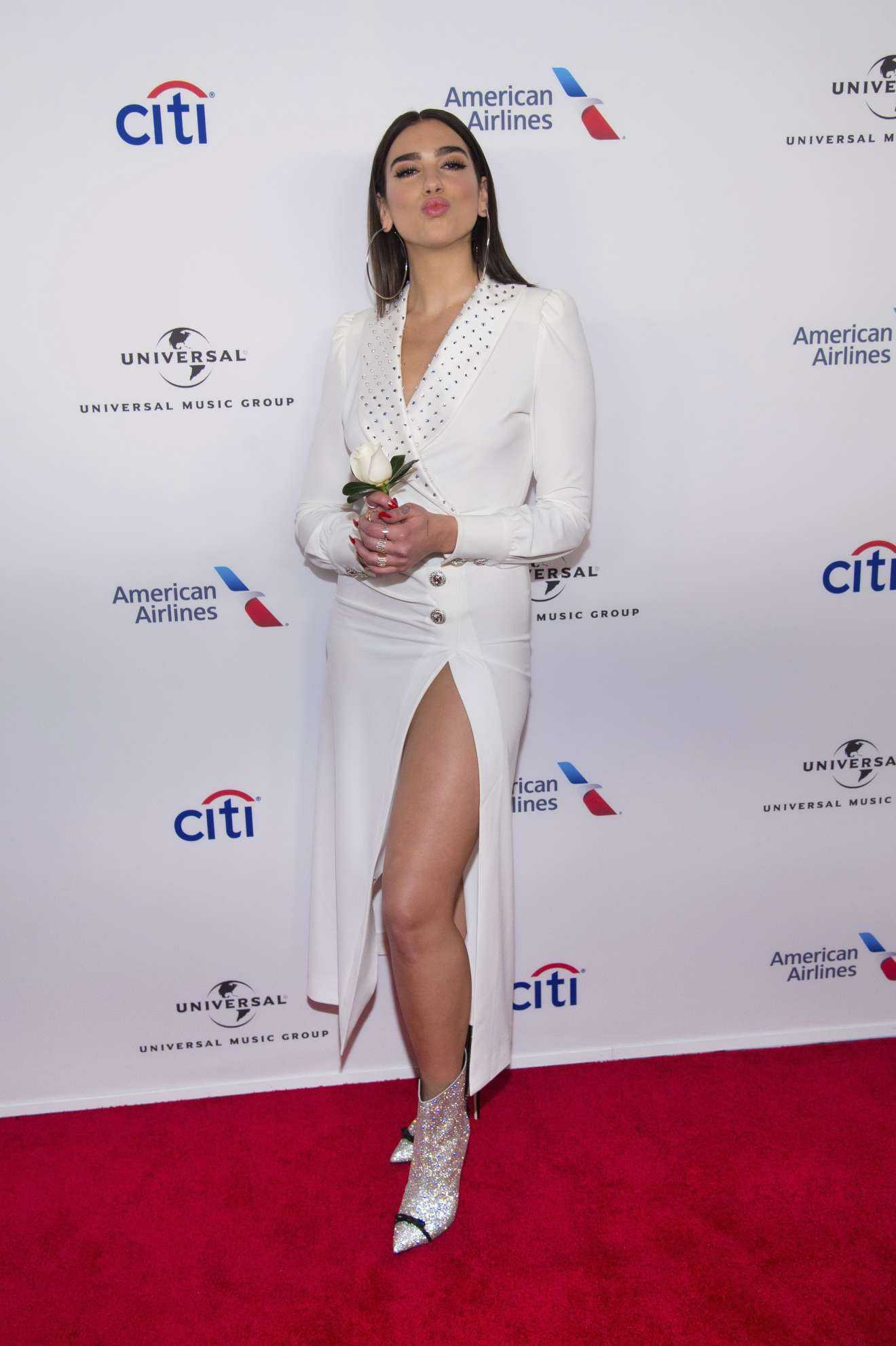 Dua Lipa – 2018 Universal Music Group's Grammy After Party in New York City