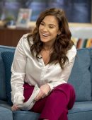 Vicky Pattison - This Morning TV Show in London