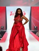 Tatyana Ali - American Heart Association's Go Red For Women Red Dress Collection, NYC