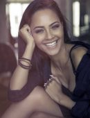 Tristin Mays in Lingerie Photoshoot by Randall Slavin 2018