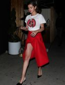 Selena Gomez - Leaving The Nice Guy in West Hollywood