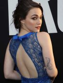 """Violett Beane at the Premiere of """"Blumhouse's Truth Or Dare"""" in Hollywood"""
