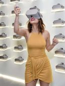 """Francia Raisa – """"Open Your Eyes"""" Launch Event in New York"""