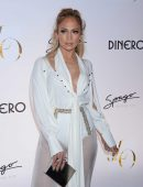 Jennifer Lopez Booty at Release of New Single Dinero at the New Spago at Bellagio, LA
