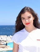 Hailee Steinfeld at Isle of MTV Press Conference in Malta
