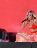 Halsey Performs – Governors Ball Music Festival In Randalls Island