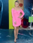 Witney Carson at the Premiere of 'The Meg' in Hollywood