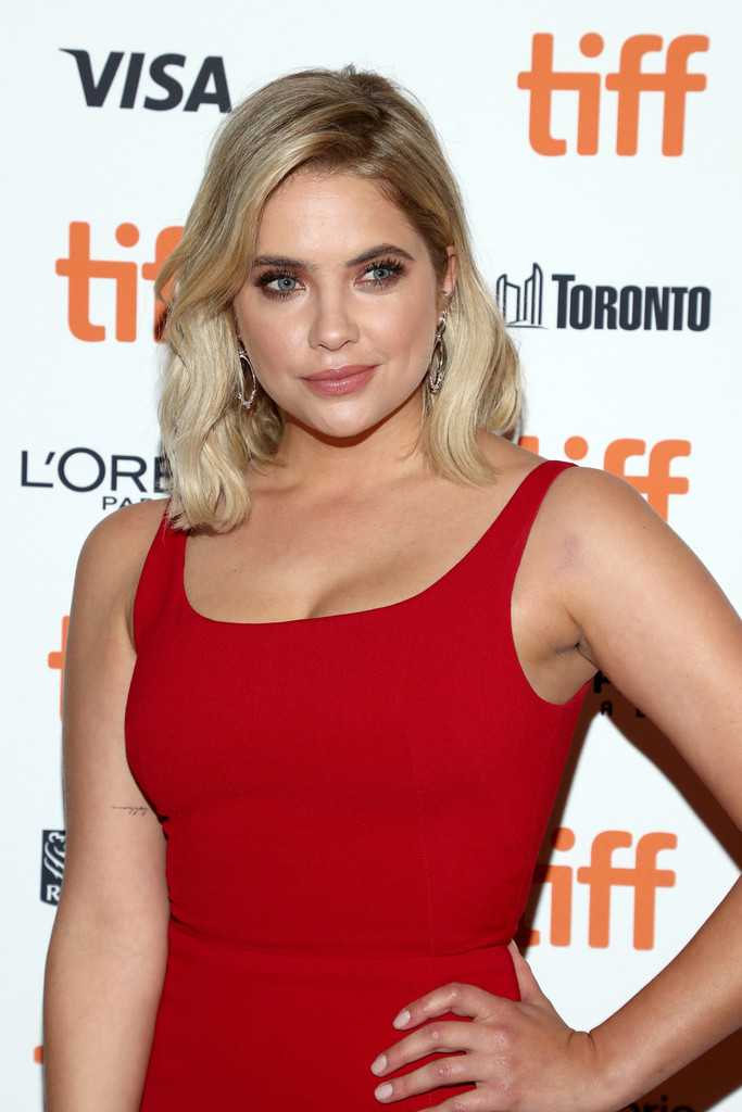 """Ashley Benson at the Premiere of """"Her Smell"""" at 2018 Toronto International Film Festival"""