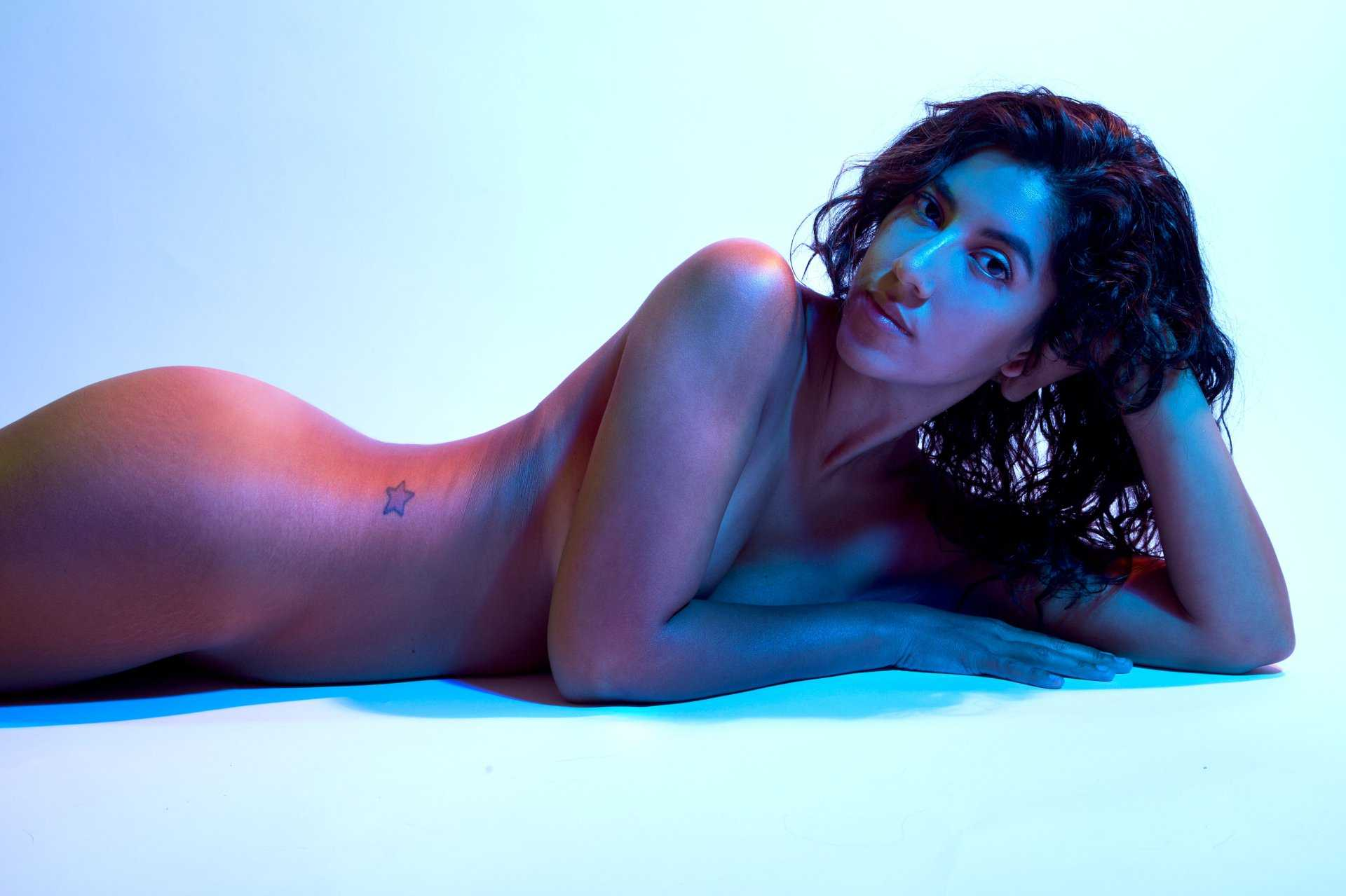 """Stephanie Beatriz for """"98 Project"""" Photoshoot by Maggie West 2018"""