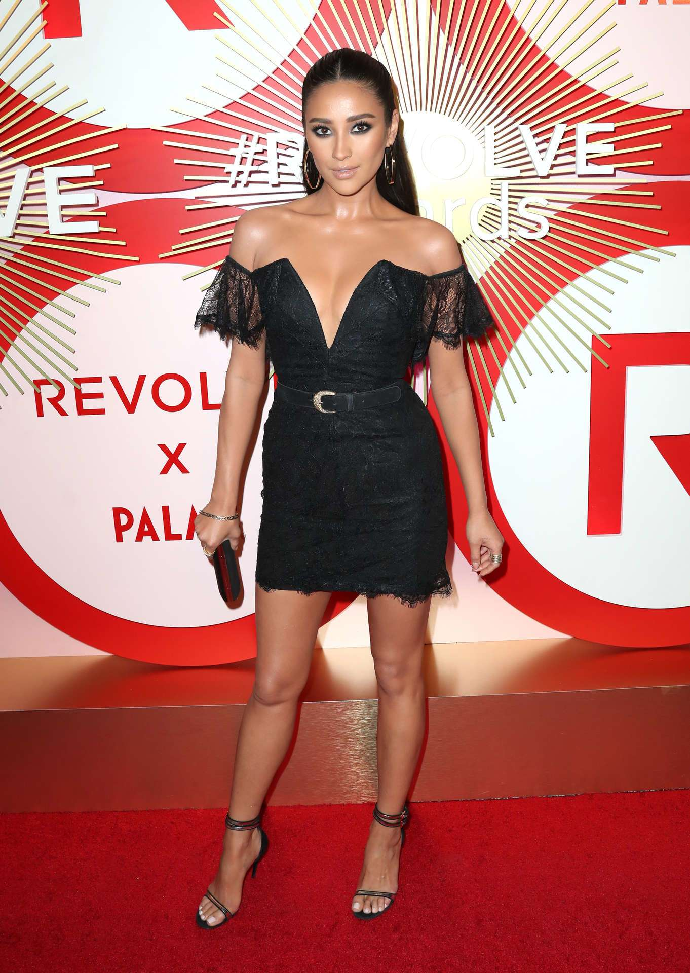 Shay Mitchell - Revolve's Second Annual #REVOLVEawards in Las Vegas