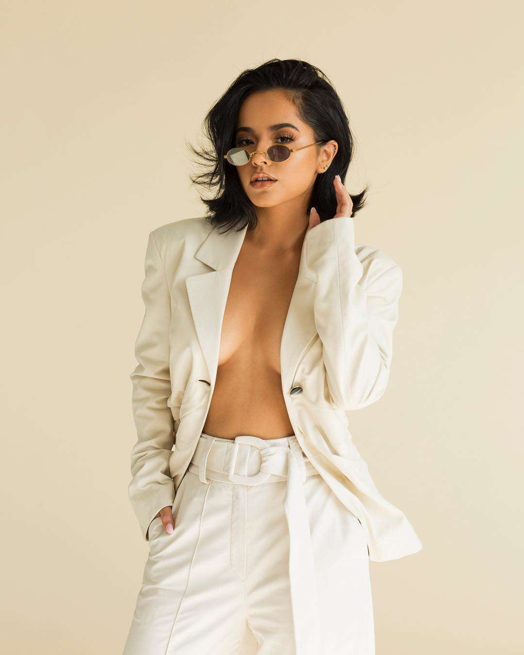 Becky G in Paper Magazine - January 2019