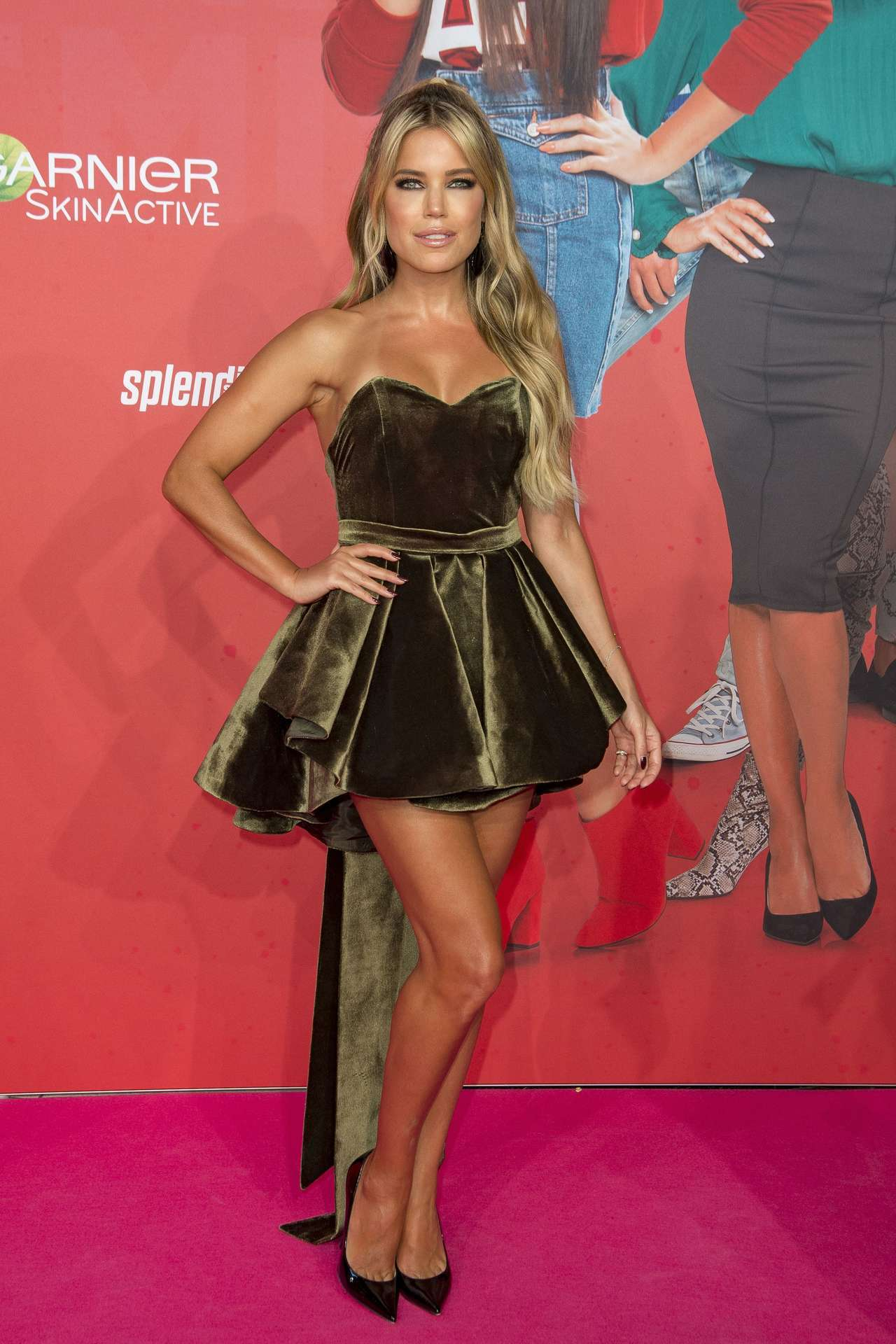 """Sylvie Meis at the Premiere of """"Misfit"""" at the Cinedom Cologne, Germany"""