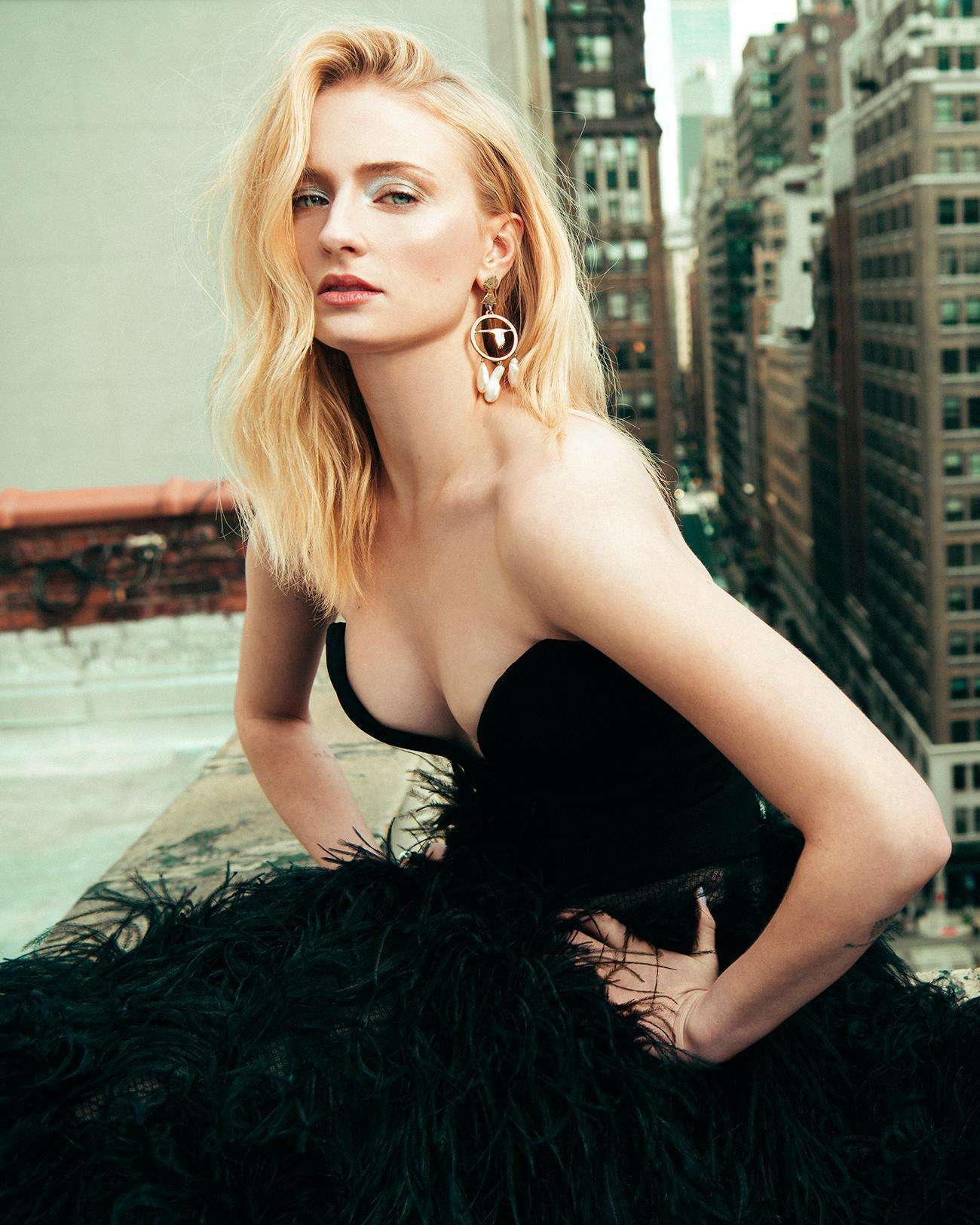 Sophie Turner - The Sunday Times By Austin Hargrave