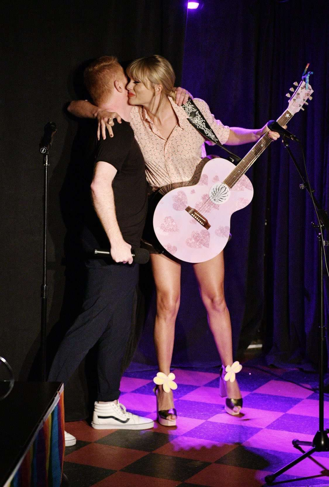 Taylor Swift at AEG and Stonewall Inn's Pride Celebration in NYC