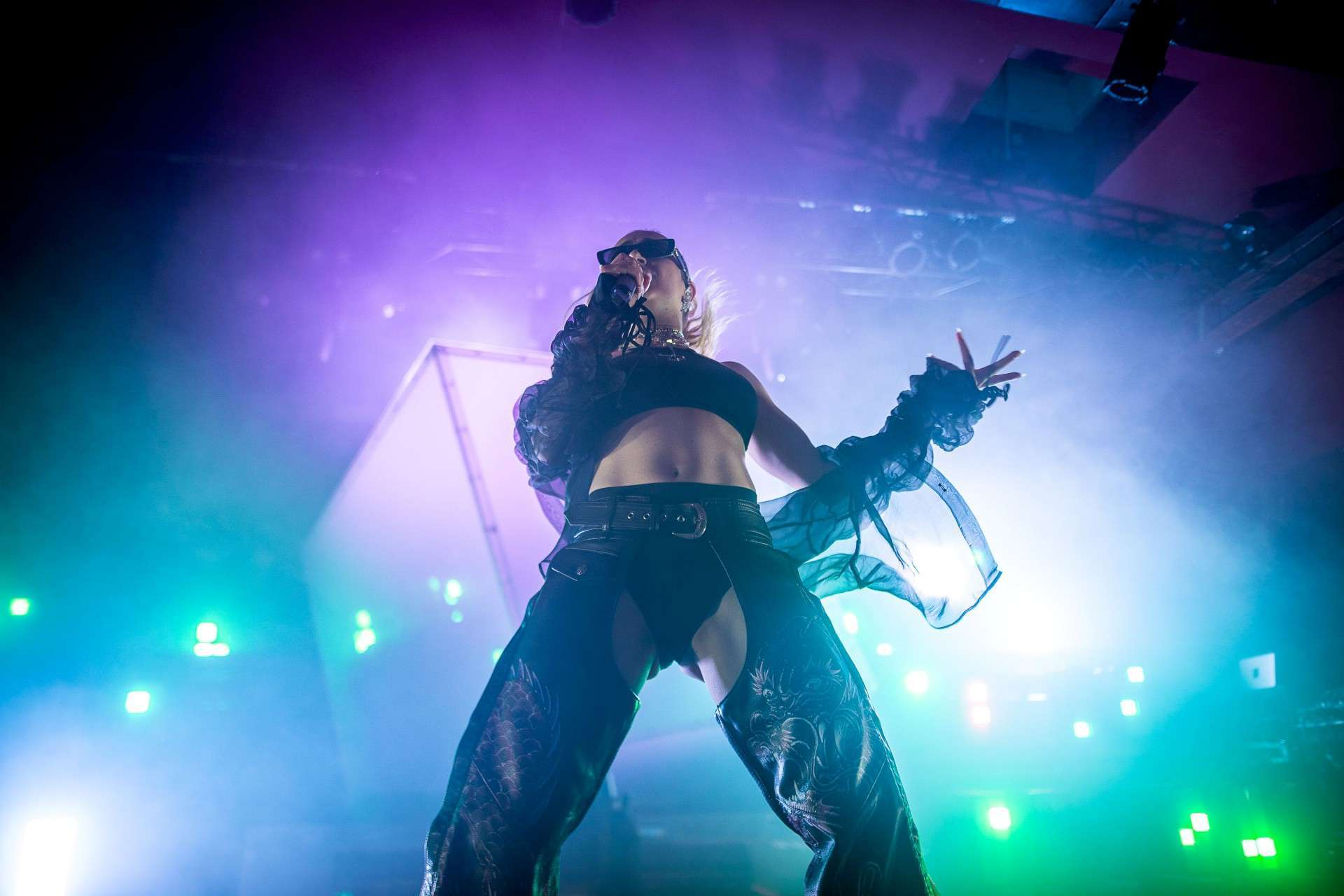 Charli XCX Performing Live in Concert at Astra in Berlin