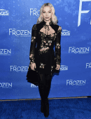 """Dove Cameron - LA Premiere Of """"Frozen"""" at the Hollywood Pantages Theatre"""