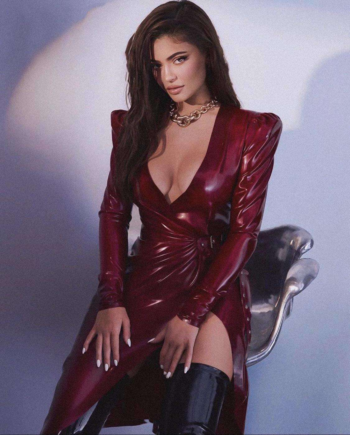 Kylie Jenner in Vogue Hong Kong Magazine Photoshoot - August 2020