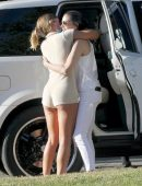 Sofia Richie Leggy and Ass Out in Cabo San Lucas