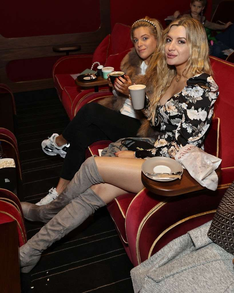 """Victoria Brown at the VIP Screening of """"TWO BY TWO: Overboard!"""" at The Everyman Cinema, Chelsea"""