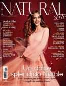 Jessica Alba in Natural Style Magazine Italy - December 2020